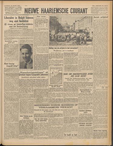 Nieuwe Haarlemsche Courant 1950-03-18