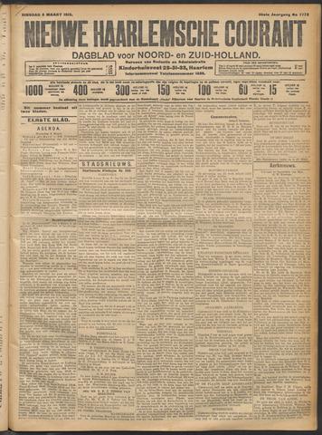 Nieuwe Haarlemsche Courant 1912-03-05