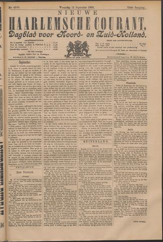 Nieuwe Haarlemsche Courant 1900-09-12