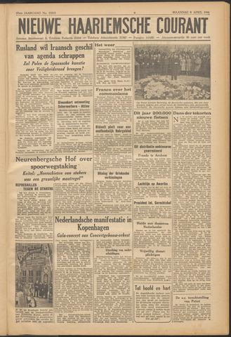 Nieuwe Haarlemsche Courant 1946-04-08
