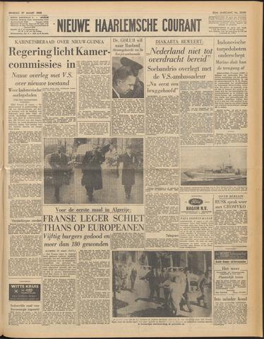 Nieuwe Haarlemsche Courant 1962-03-27
