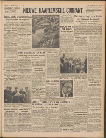 Nieuwe Haarlemsche Courant 1950-03-31