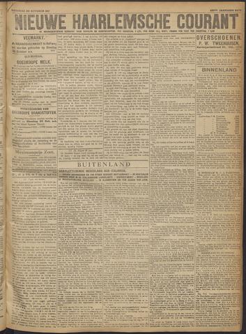 Nieuwe Haarlemsche Courant 1917-10-29