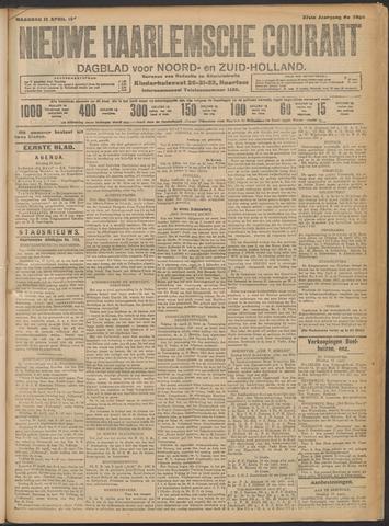 Nieuwe Haarlemsche Courant 1912-04-15