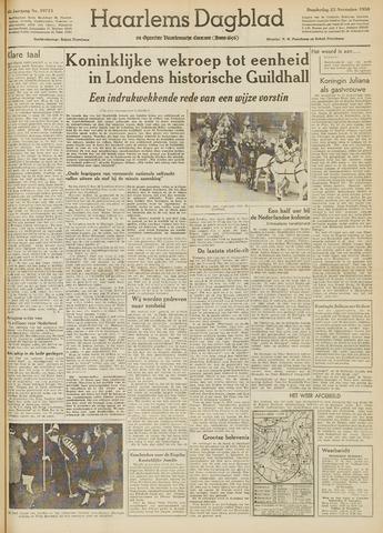 Haarlem's Dagblad 1950-11-23