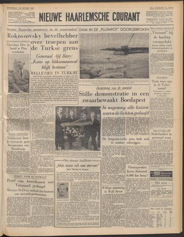 Nieuwe Haarlemsche Courant 1957-10-24