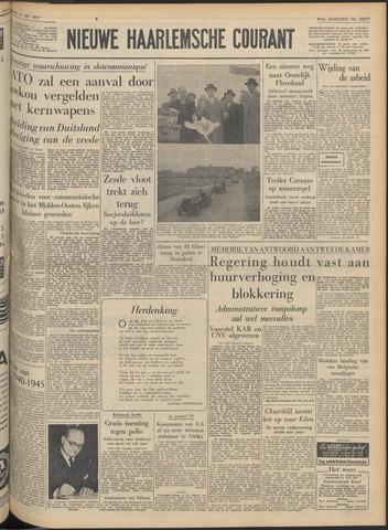 Nieuwe Haarlemsche Courant 1957-05-04