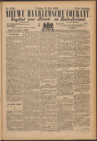 Nieuwe Haarlemsche Courant 1906-05-18