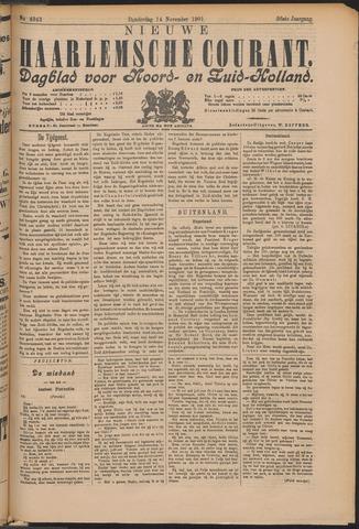 Nieuwe Haarlemsche Courant 1901-11-14