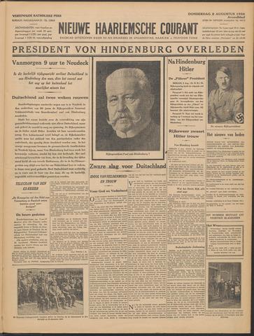 Nieuwe Haarlemsche Courant 1934-08-02