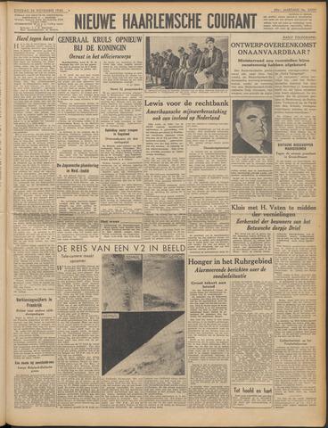 Nieuwe Haarlemsche Courant 1946-11-26