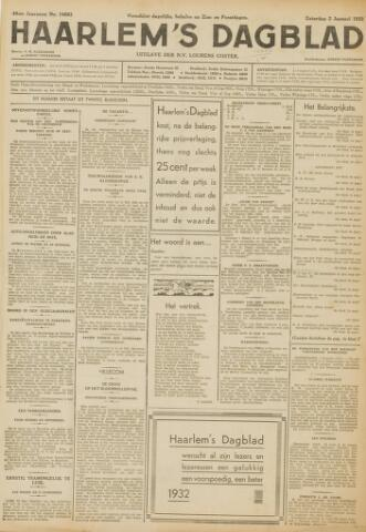 Haarlem's Dagblad 1932