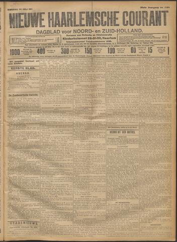 Nieuwe Haarlemsche Courant 1911-07-25
