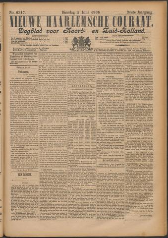 Nieuwe Haarlemsche Courant 1906-06-05