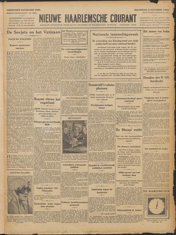 Nieuwe Haarlemsche Courant 1933-10-02