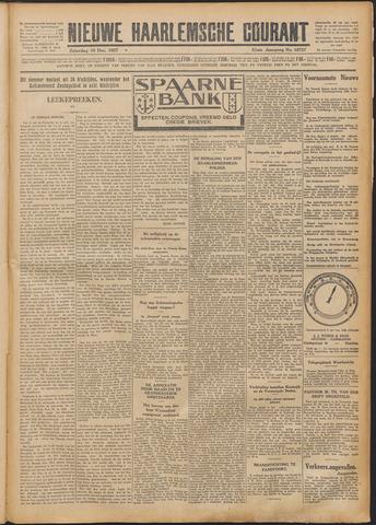 Nieuwe Haarlemsche Courant 1927-12-10