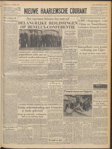 Nieuwe Haarlemsche Courant 1952-10-15