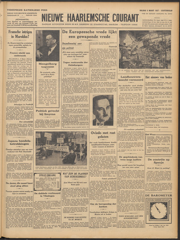 Nieuwe Haarlemsche Courant 1937-03-05