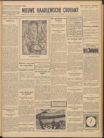 Nieuwe Haarlemsche Courant 1939-05-28