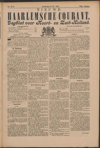 Nieuwe Haarlemsche Courant 1897-06-24