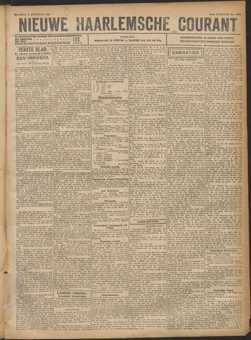 Nieuwe Haarlemsche Courant 1921-08-08