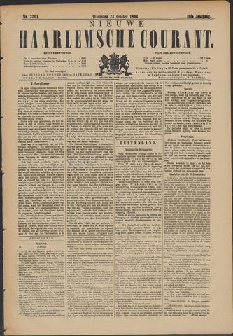Nieuwe Haarlemsche Courant 1894-10-24