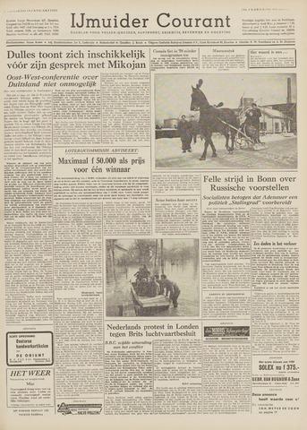 IJmuider Courant 1959-01-14
