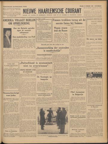 Nieuwe Haarlemsche Courant 1940-02-16