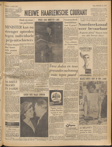 Nieuwe Haarlemsche Courant 1964-03-06