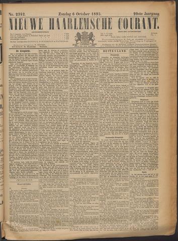 Nieuwe Haarlemsche Courant 1895-10-06