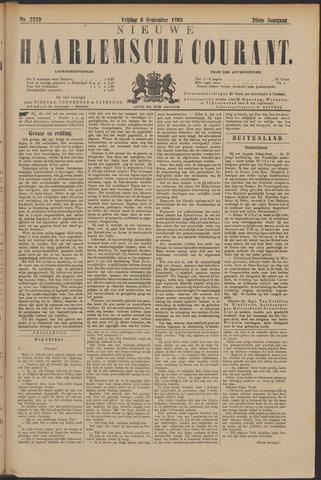 Nieuwe Haarlemsche Courant 1895-09-06