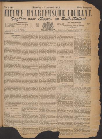 Nieuwe Haarlemsche Courant 1898-01-17