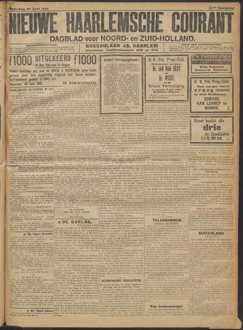 Nieuwe Haarlemsche Courant 1916-06-26