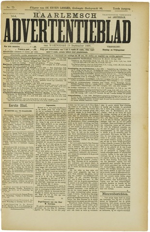 Haarlemsch Advertentieblad 1888-09-19