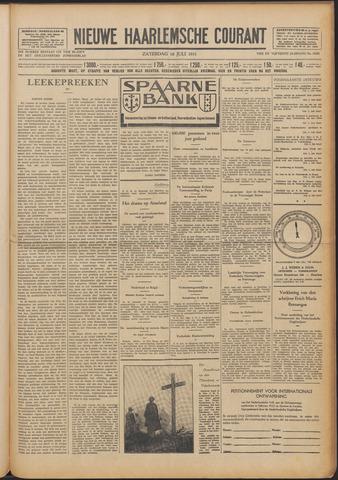 Nieuwe Haarlemsche Courant 1931-07-18