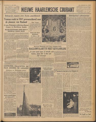 Nieuwe Haarlemsche Courant 1951-05-02