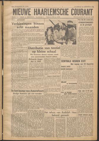 Nieuwe Haarlemsche Courant 1945-08-25
