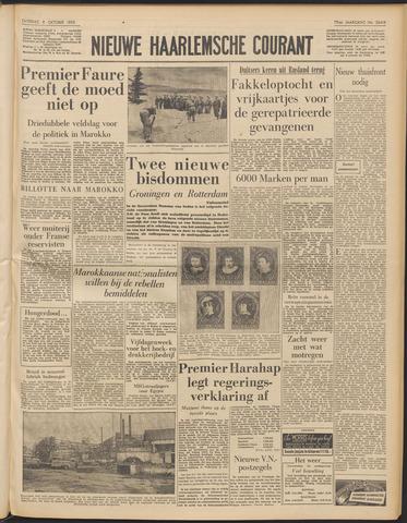 Nieuwe Haarlemsche Courant 1955-10-08