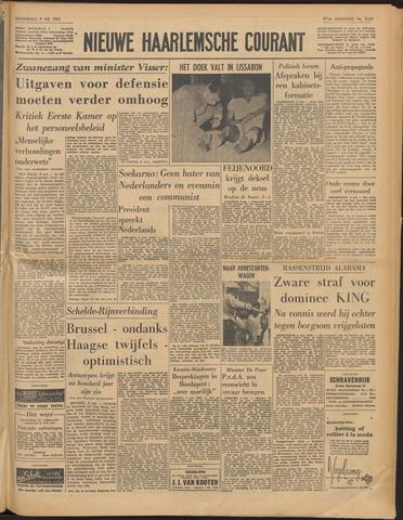 Nieuwe Haarlemsche Courant 1963-05-09