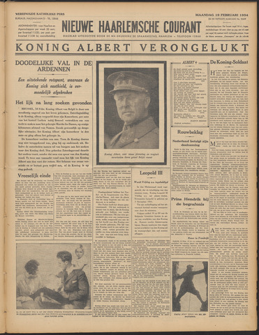 Nieuwe Haarlemsche Courant 1934-02-19