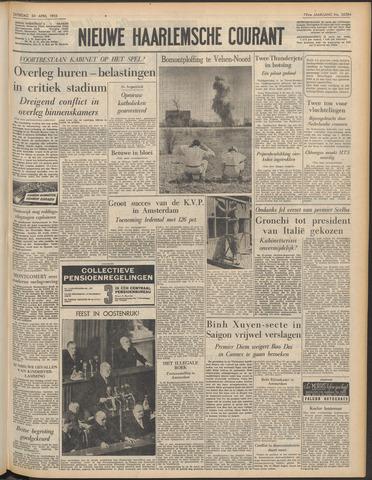 Nieuwe Haarlemsche Courant 1955-04-30
