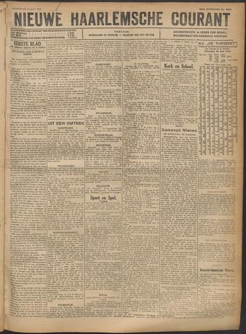 Nieuwe Haarlemsche Courant 1921-07-27