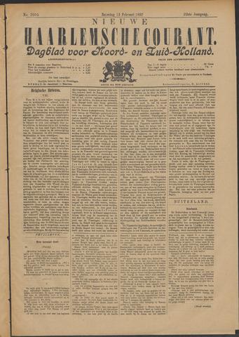 Nieuwe Haarlemsche Courant 1897-02-13