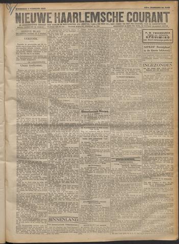 Nieuwe Haarlemsche Courant 1920-02-04
