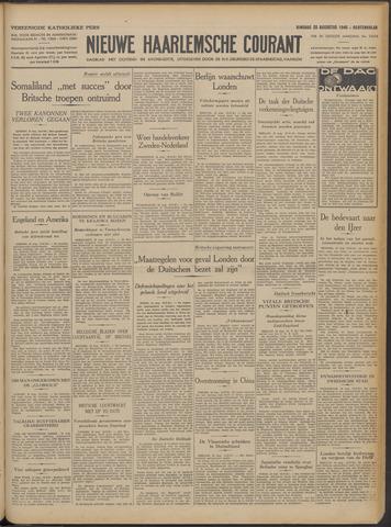 Nieuwe Haarlemsche Courant 1940-08-20