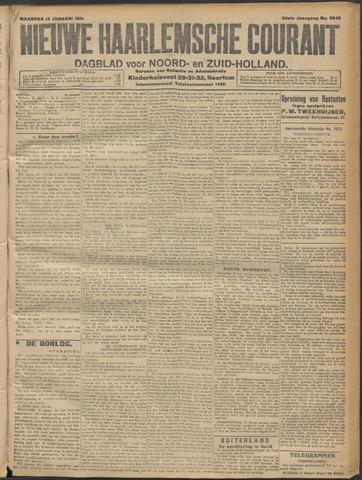 Nieuwe Haarlemsche Courant 1915-01-18