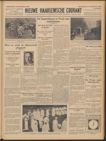 Nieuwe Haarlemsche Courant 1935-08-19