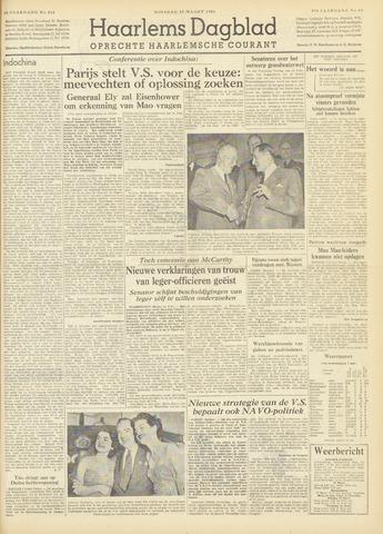 Haarlem's Dagblad 1954-03-23