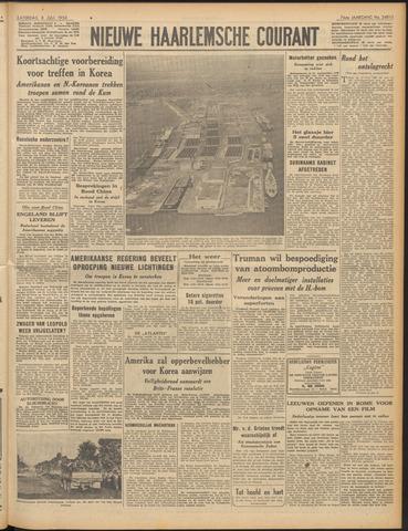 Nieuwe Haarlemsche Courant 1950-07-08