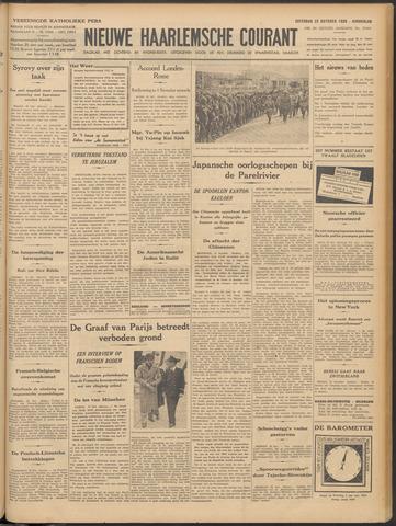 Nieuwe Haarlemsche Courant 1938-10-22